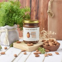 House Of Organix Natural Chocolate Almond Butter Spread
