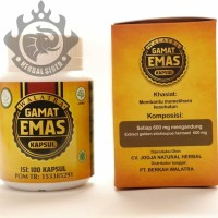 Walatra Gamat Emas Obat Herbal