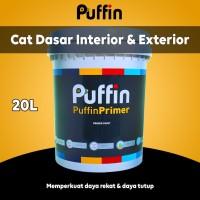 Cat dasar exterior Puffin Primer 20L alkali sealer
