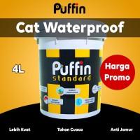 Cat pelapis anti air Puffin Standard waterproof 4kg