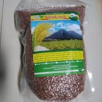 Beras merah organik murah sekarlangit 2kg