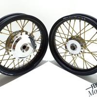 Velg Sepaket Ring 14 215x185 Untuk Motor Mio Beat Scoopy Vario All Mtc