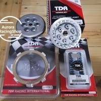 Rumah Kopling Set Jupiter Z- Vega R - F1ZR - TDR Racing