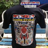 kaos thailook beat racing distro 361 custom