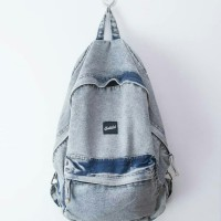 tas denim backpack