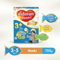 Vidorant 3+ Vanilla / Madu 725gr