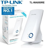TPLink TL-WA850RE Penguat Signal TPLINK 850RE Wifi Extender/ Repeater
