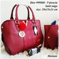 """Di*or 999808 valencia/tas wanita branded murah/handbag wanita impor"""""""