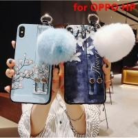 Flower Case Soft OPPO A7 A5 A3s F9 F7 Youth F5 F3 F1s F1 Plus Hairball