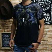 Tshirt Distro Premium Fullprint 3D BANGKOK Baju Printing Kaos Pria