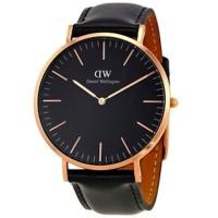 Daniel Wellington DW00100127 Classic Black Sheffield Horlog