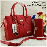 """Tas CK 0061/tas wanita branded/tas wanita impor/tas wanita murah"""""""