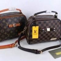 "Tas wanita murah LV pita /tas selempang wanita murah/handbag branded"""