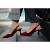 SepatuElin High Heels MAYDAY by dalleya || CATIK SUPER BAGUS DAN MURAH