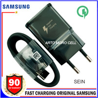 Charger Samsung Galaxy S8 S8+ Note 8 ORIGINAL 100% Fast Charging SEIN
