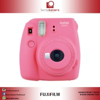 Fujifilm instax mini 9 Instant Film Camera (Flamingo Pink)