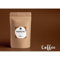 Masker bubuk organik Coffee 50 gram masker wajah kopi