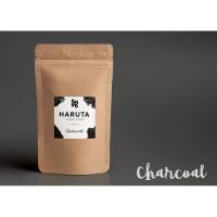 Masker bubuk organik Charcoal 50 gram masker wajah arang