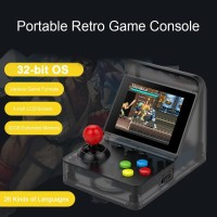 Ding dong Mini Game Console Portable Console 520 Game Retro Game