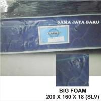 BIG FOAM 200 X 160 X 18 (SLV) KASUR