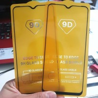 TEMPERED GLASS FULL LEM 9D FOR SAMSUNG M10 2019 GALAXY M10 2019
