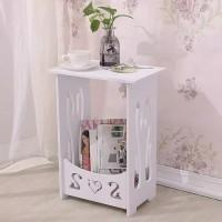 Bed Side Desk / Meja Hias / Meja Sudut / Coffee Table V625