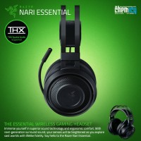 Razer Nari Essential Wireless THX Spatial Audio Gaming Headset