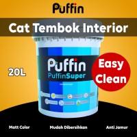Cat tembok Interior PUFFIN SUPER easyclean 20L