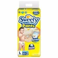 Sweety Bronze Pants MLXLXXL Kuning