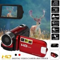 Handycam untuk VLOG Camcorder Camera Digital 16MP Video Full HD