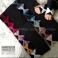 Handsock Jempol / Manset Tangan / Pita Black Series / Amtaza