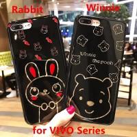 Case Soft VIVO V11 V9 V7 V5 Plus V5s Y83 Y81 Y81S Y71 Y69 Y55 Y55s Y53