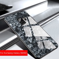 Case Hard Back Soft Side Casing for Samsung Galaxy S9 S8 Plus Note 8