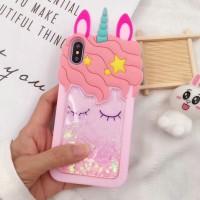 Soft Case Karet Motif Quicksand Pink vivo V9 V5 plus V5 V5s y53 y69