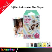 Fujifilm Instax Mini Film Stripe