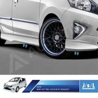 Toyota Agya Body Kit (Colour by Request)/Aksesoris Eksterior Agya
