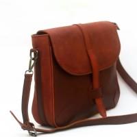 tas kulit asli wanita - tas pria kulit asli - tas kerja bahan premium