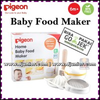 PIGEON - HOME BABY FOOD MAKER / PROCESSOR / PERALATAN MPASI BAYI