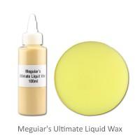 Meguiars Meguiar's Ultimate Liquid Wax 100ml - REPACK Synthetic Wax