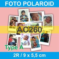 PROMO Cetak Foto Ala Polaroid Ukuran 2R HARGA RESELLER BONUS MELIMPAH