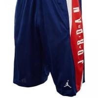 Celana Basket Nike Jordan TAKE OVER NAVY - MERAH PUTIH GRADE ORIGINAL