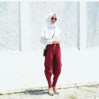 Celana plisket cubit / alanis pants