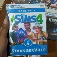 The sima 4 Stranger Ville complet Expansion, Dlc