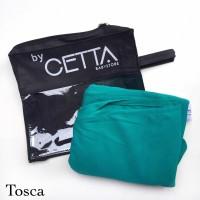 Gendongan Kaos Geos Instan 2 in 1 Baby Wrap - Tosca