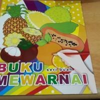 Buku Mewarnai Kiky Tanggung Tebal - Perbuku