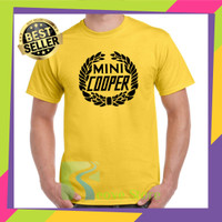 Kaos T-Shirt It Is A Mini Cooper 03 Keren - Reove Store