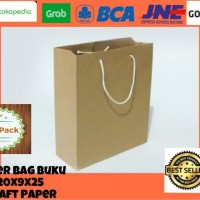 Paper bag / tas tali / tas souvenir / Goode bag uk 20×9×25 cm