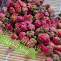 (500 GRAM) Teh Bunga Mawar /Rose Buds Tea Organic Premium Superior gr