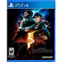 PS4 Resident Evil 5 Region 2/EUR/English