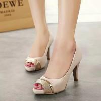 112 wedding shoes / sepatu pesta wanita small & big size ( jumbo )
